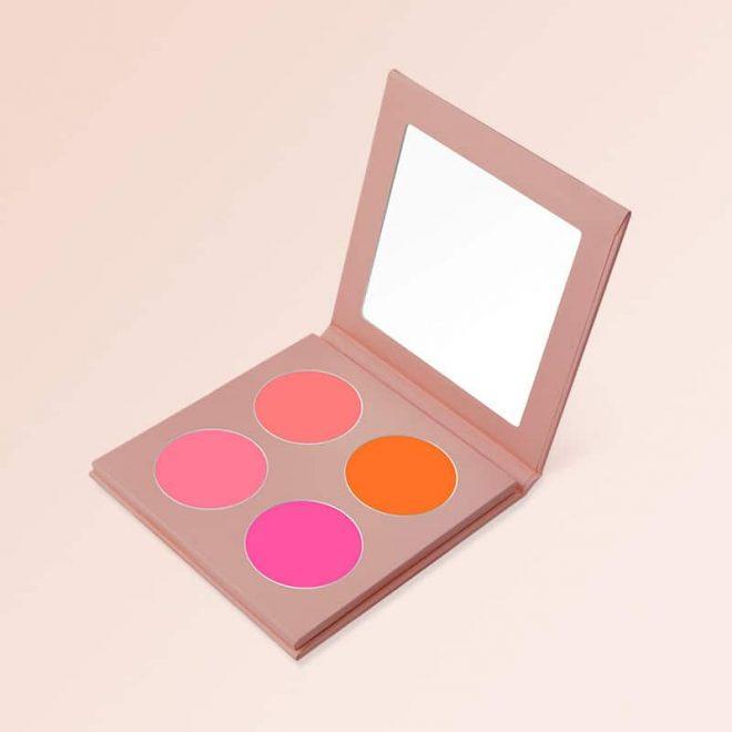 4 colors Blush A4B-1