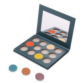 12 Colors DIY Eyeshadow A12A-01