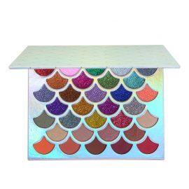 32 Colors Mermaid Eyeshadow APN-32E