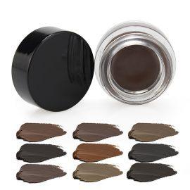 10 colors Waterproof Eyebrow Pomade APN-10B