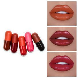 5 colors  Non-stick lip gloss AXW-5L