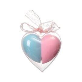 2pcs Heartboxed Beauty Makeup Sponges AMQ-2H