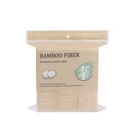 180pcs Bamboo Fiber Cotton Pad  AZF-0205