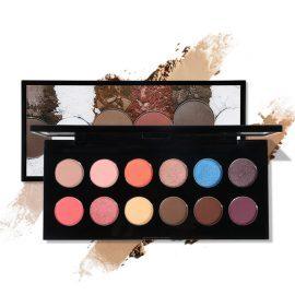 12 Colors  Eyeshadow A12B-01