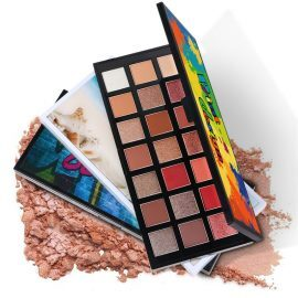 21 Colors Eyeshadow Matte Shimmer Makeup Pallet AJY-21FW