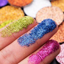 31 Colors Glitter Eye shadow AJY-31G