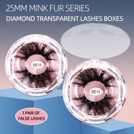 ME Series 25mm False Eyelashes AZYM-ME